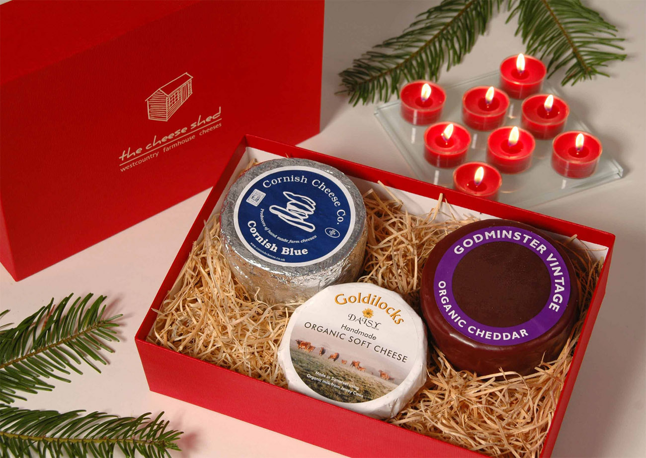 TheCheeseShed.com: Christmas gifts for Cheese Lovers « Beyond the ...