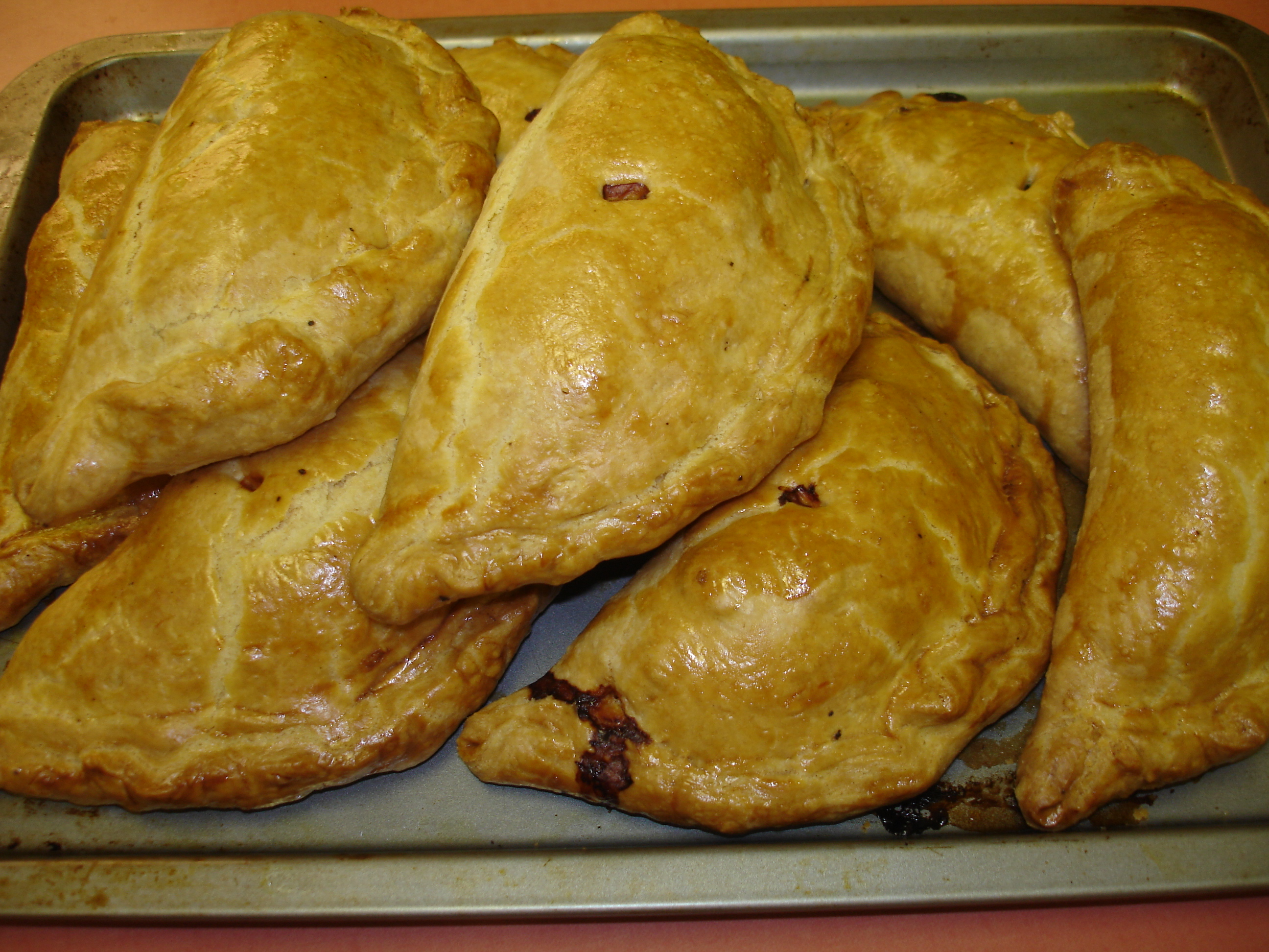 St. Piran's day and the celebratory pasty. « Beyond the pasty...